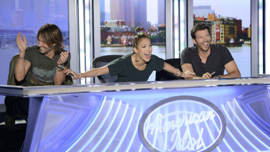 Judges Keith Urban, Jennifer Lopez and Harry Connick, Jr. appear on a surprisingly non-terrible <em>American Idol</em> opener on Wednesday night.