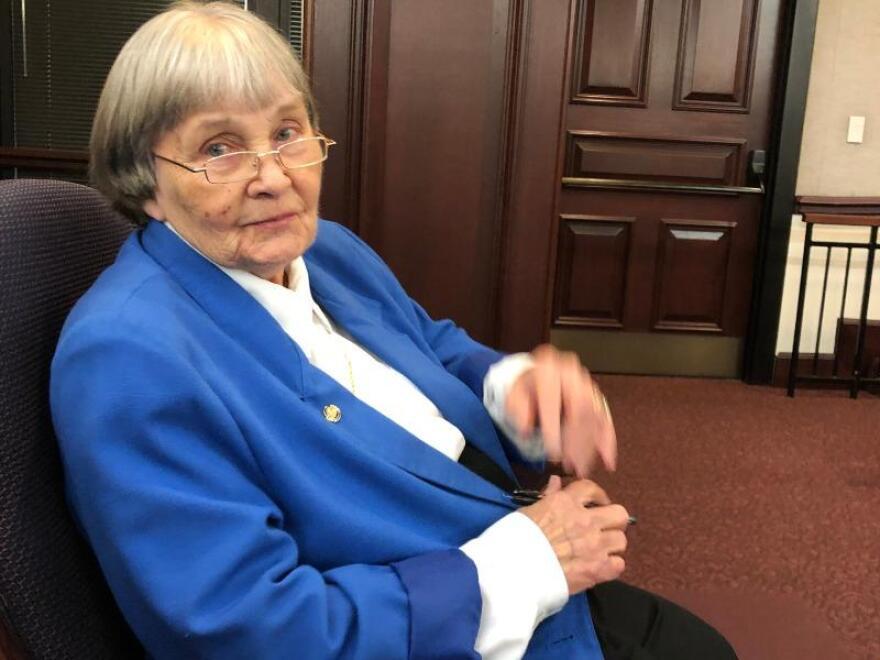 Marion Hammer, NRA lobbyist