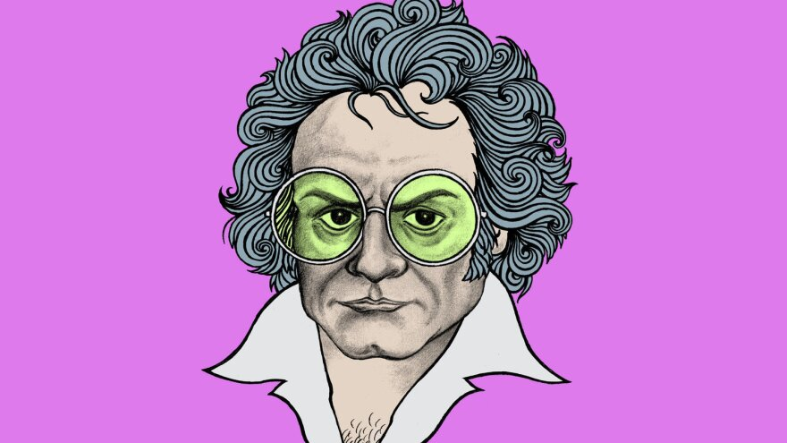 Beethoven at the disco.