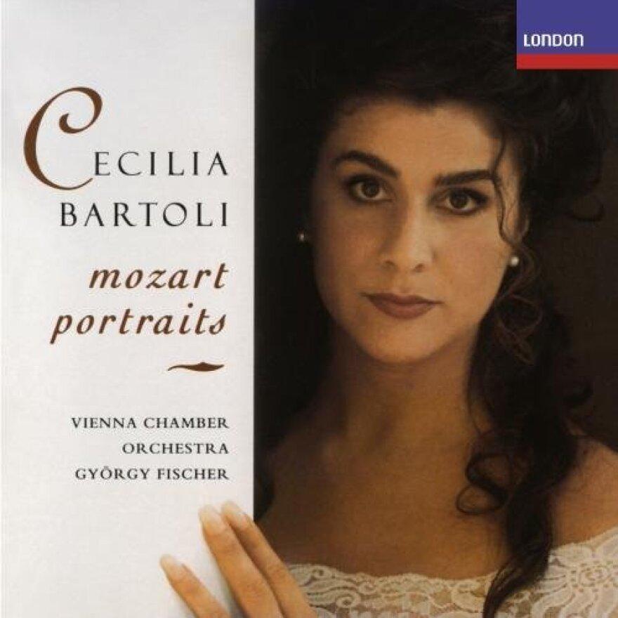 Mozart Portraits - Cecilia Bartoli