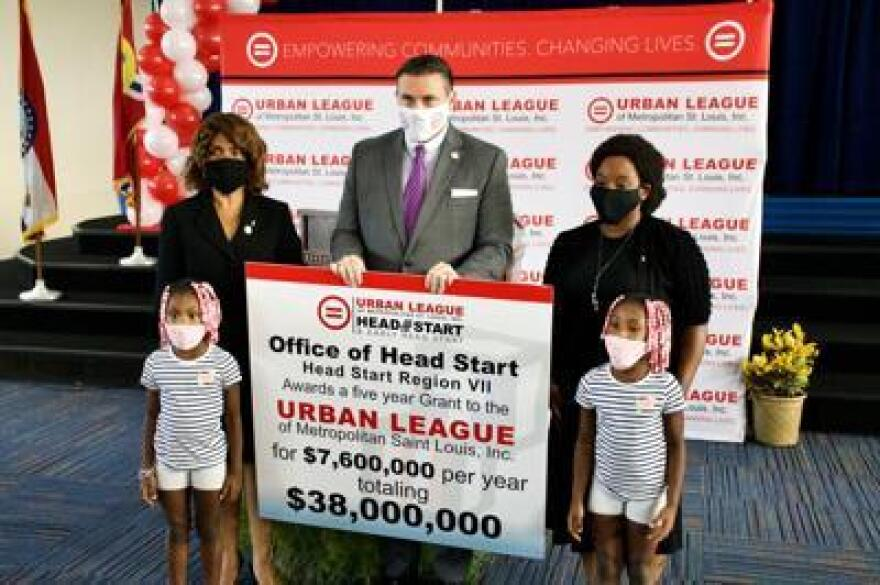 Michael McMillan, CEO and president of the Urban League, said he hopes the collaboration with Grace Hill Settlement House will open the doors for more nonprofits to merge to serve low-income communities in the region.