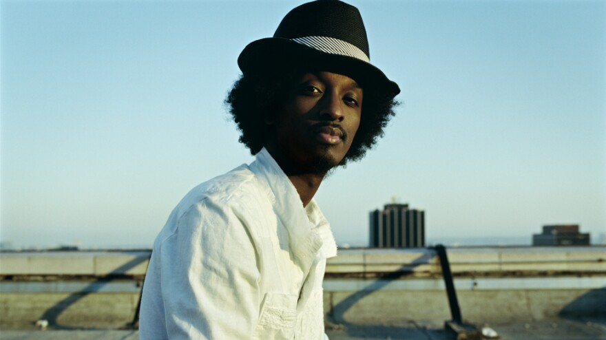 K'Naan's new EP, <em>More Beautiful Than Silence</em>, was released Jan. 31.