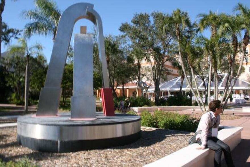 Ringling College of Art and Design campus in Sarasota.