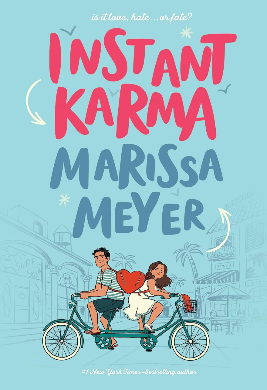 Instant Karma, by Marissa Meyer
