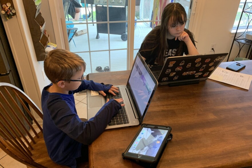 A Brown University survey concluded schools can play a key role in helping teachers to address the challenges of remote learning.