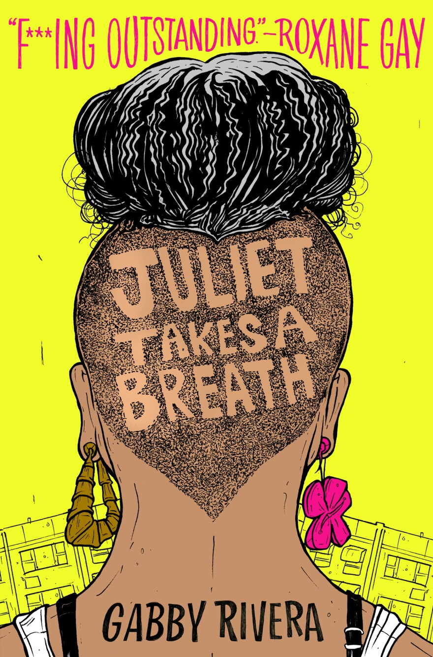 Juliet Takes a Breath was first published in 2016 by Riverdale Avenue Books, an award-winning hybrid press based in the Bronx.