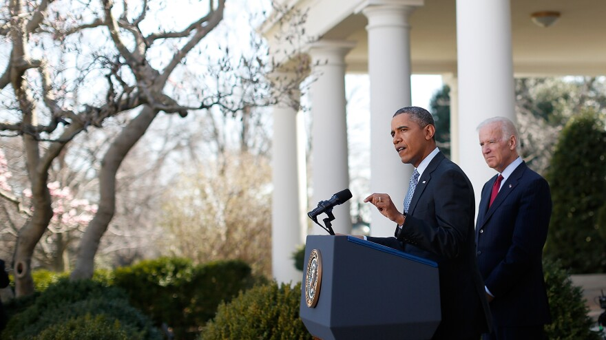 President Obama announced in early April that more than 7 million people had signed up for health insurance through the exchanges.