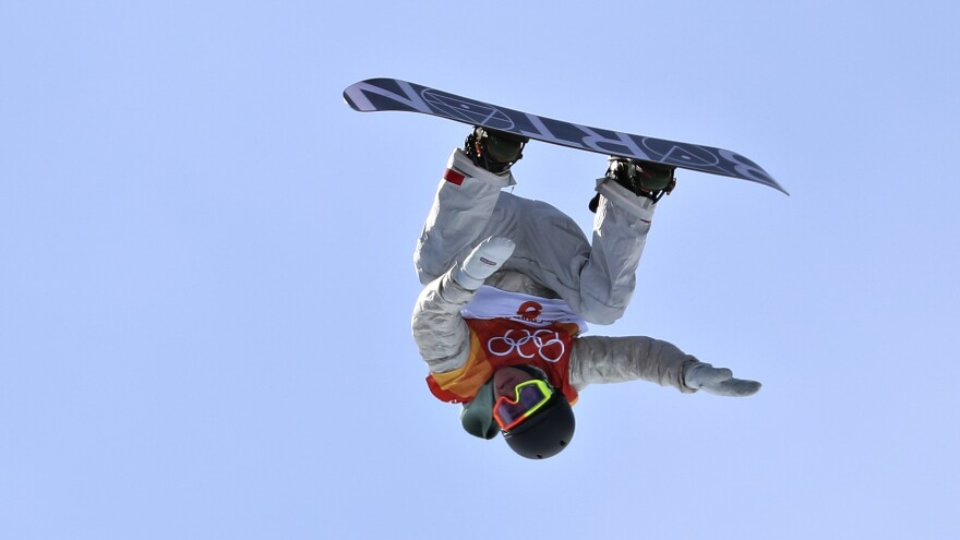 Red Gerard of the U.S. won the gold medal in the men's snowboard slopestyle finals on Sunday; it's the first medal for the U.S. at the Pyeongchang 2018 Winter Olympics.