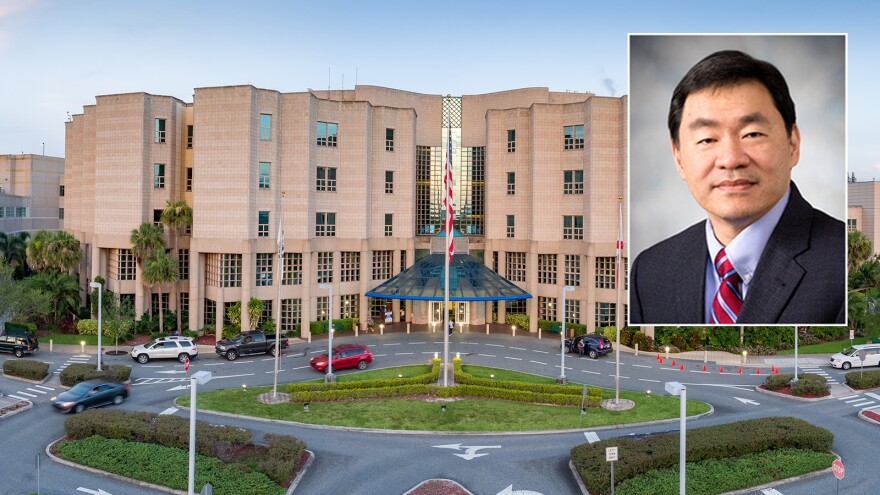 Dr. Patrick Hwu joins Moffitt from The University of Texas MD Anderson Cancer Center, where he was the division head of cancer medicine.