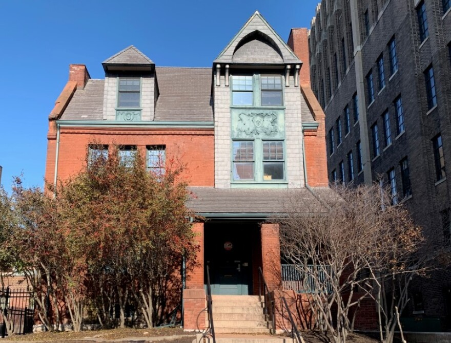 The St. Louis Media History Foundation will now be located at 3617 Grandel Square.