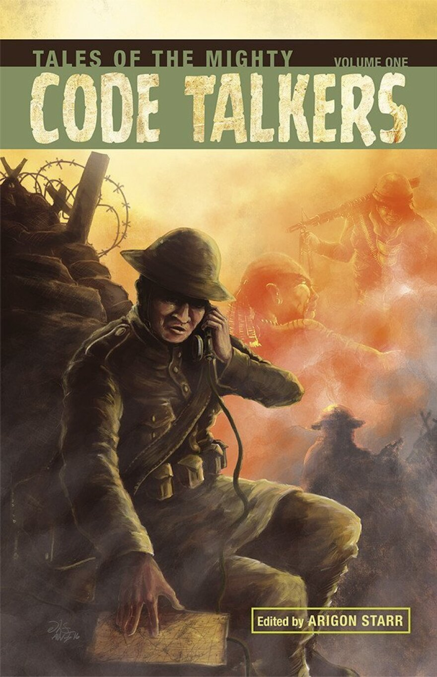 <em>Tales of the Mighty Code Talkers</em> focuses on the many tribes that were involved in covert communications during World War II — not just the Navajo.