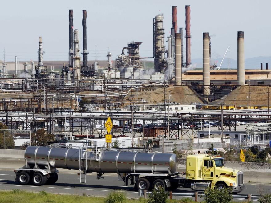 A 2012 fire at the Chevron Refinery in Richmond, Calif., led the state to update regulations governing how disasters at refineries are investigated, and requiring companies to disclose information to emergency workers and citizens. The Environmental Protection Agency is moving to block similar federal chemical regulations from taking effect.