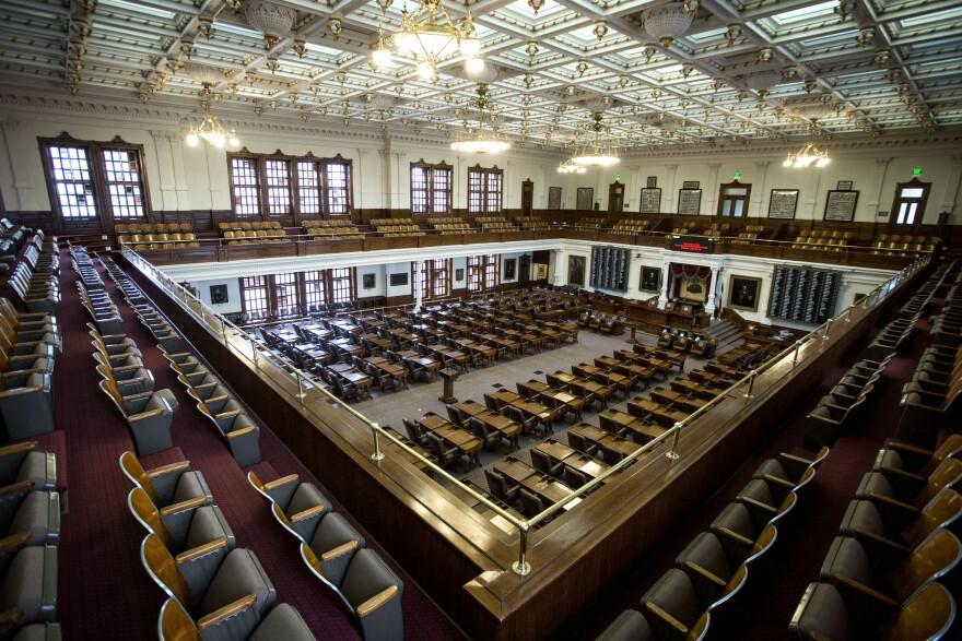 Texas State House of Representatives