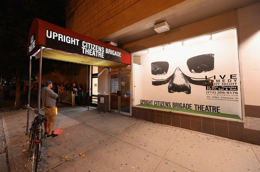 Faced with financial issues, the Upright Citizens Brigade Theater closed its Chelsea location in 2017.