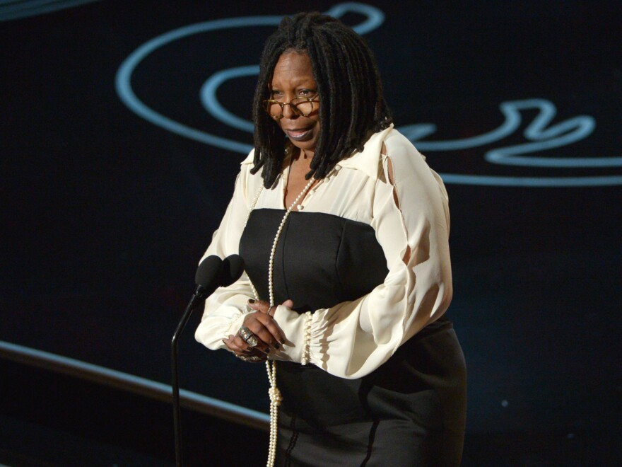 Whoopi Goldberg spoke out against teacher tenure during an episode of <em>The View.</em>