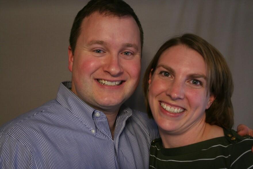 Sam Dowse and Virginia Dowse