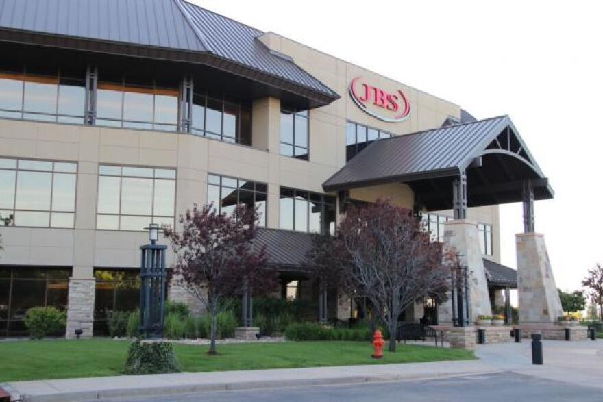 JBS's North American headquarters is in Greeley, Colorado.