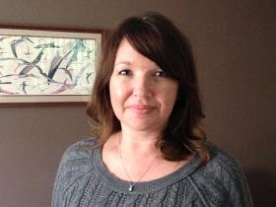Licensed midwife Kim Verbarg, owner of Sweet Child O'Mine of Brandon