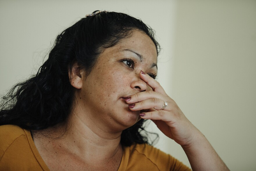 An immigrant mother recalls her struggle to win asylum in the United States.