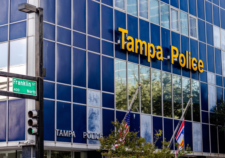 Tampa Police headquarters