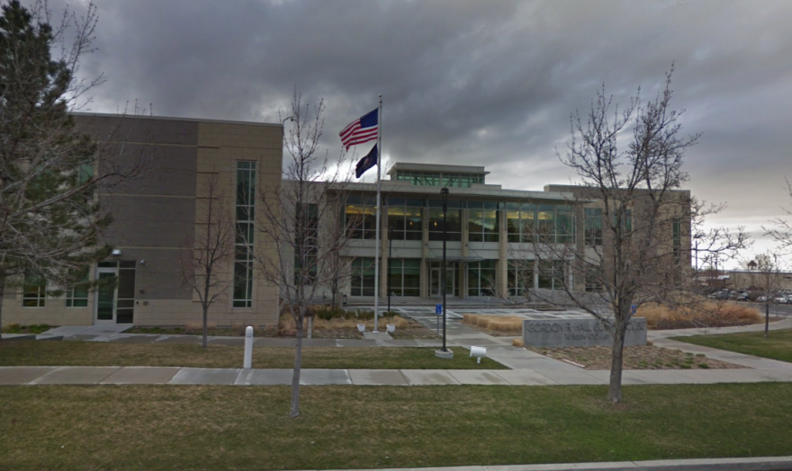 Photo of the Tooele County District Court building.