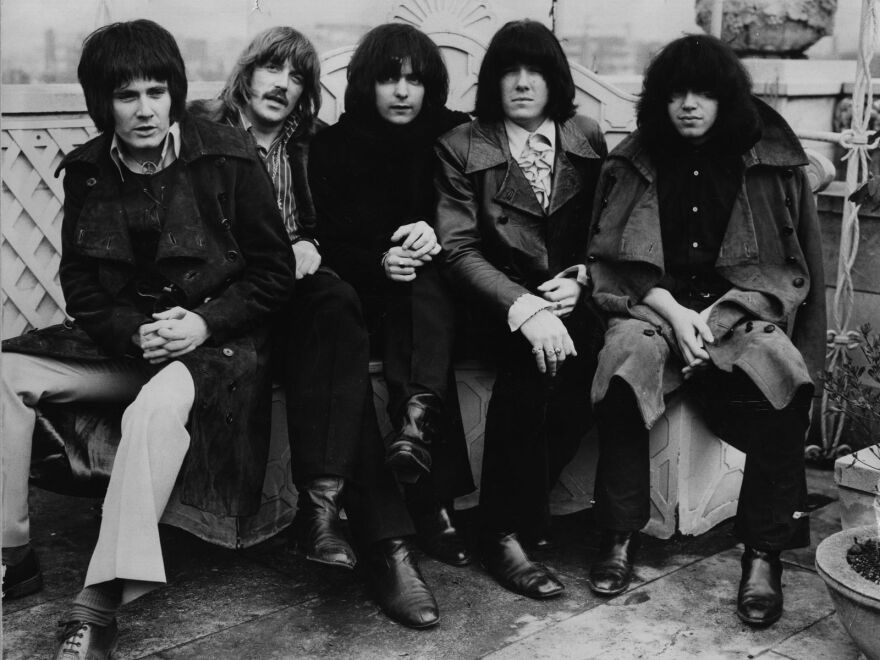 """The British rock group Deep Purple in 1969. Eligible for the Rock and Roll Hall of Fame since 1993, the group behind """"Smoke On The Water"""" has been nominated for the third time."""