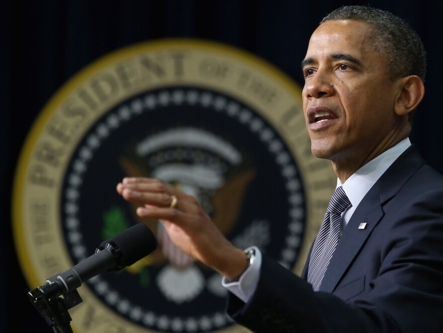 """""""There's an immense amount for him [President Obama] to do just to secure the legacy of the first term,"""" says Paul Glastris, editor-in-chief of <em>The Washington Monthly</em>."""