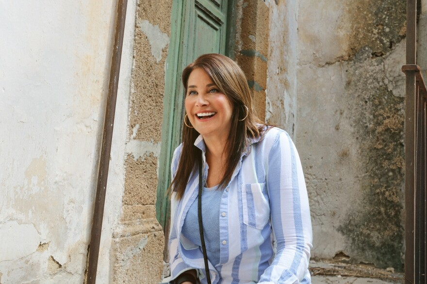 Lorraine Bracco purchased an abandoned home in Sambuca for a single euro. She chronicles her renovation efforts in <em>My Big Italian Adventure</em> on HGTV.