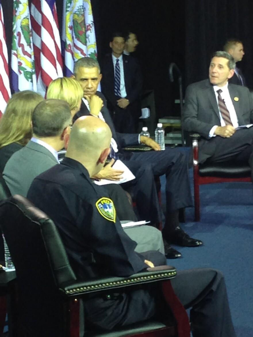 Barack Obama Drug Panel