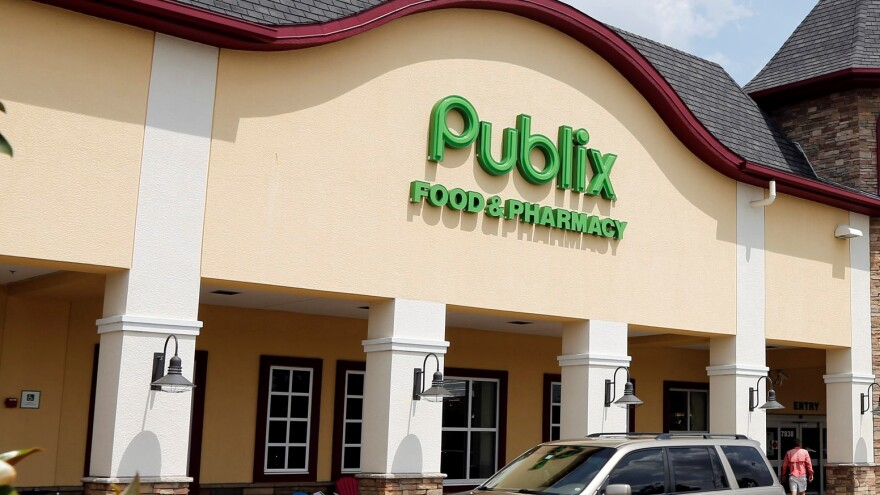File photo of a Publix store