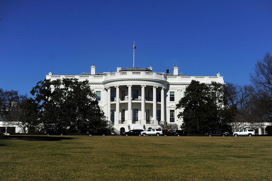 The Trump administration says that owing to security and privacy concerns, it has changed the previous administration's policy of releasing the names of White House visitors.