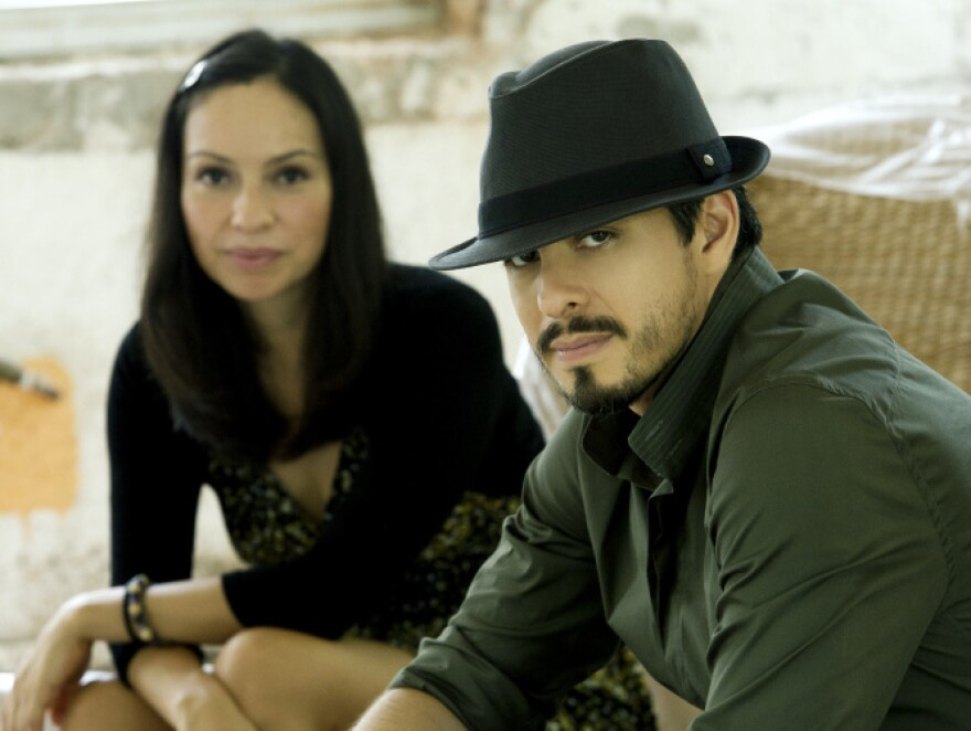 Rodrigo y Gabriela's new album, <em>Area 52</em>, was recorded in Havana with a full Cuban orchestra.