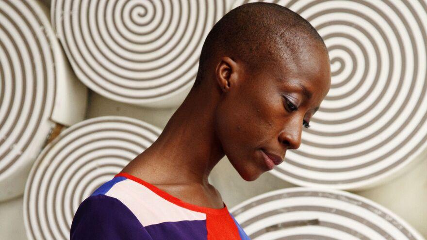 Rokia Traoré's latest album is titled <em>Beautiful Africa</em>.