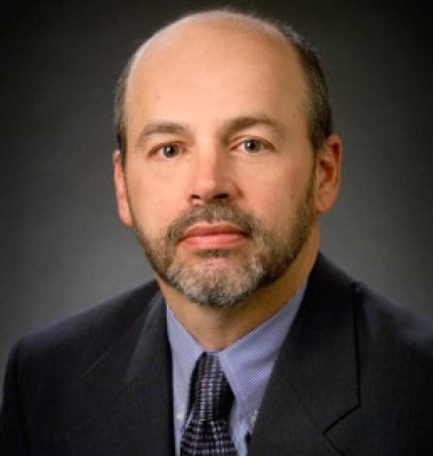 Epidemiologist Michael McGeehin says climate change threatens public health.