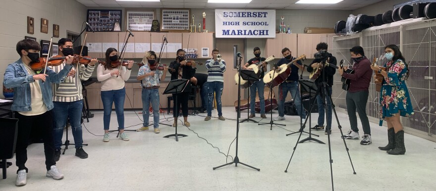 Somerset High School Mariachi