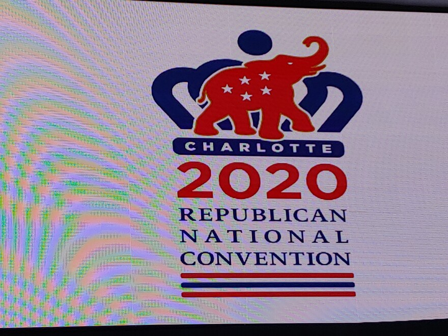 The GOP says delegates will wear masks at the small business-only convention in Charlotte