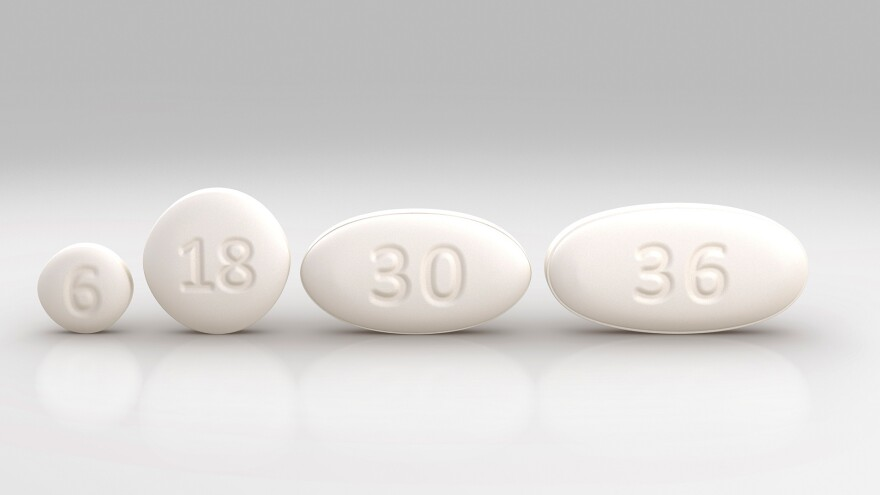The list price for a year's treatment with Emflaza is $89,000. The drug is available outside the U.S. for about $1,000.