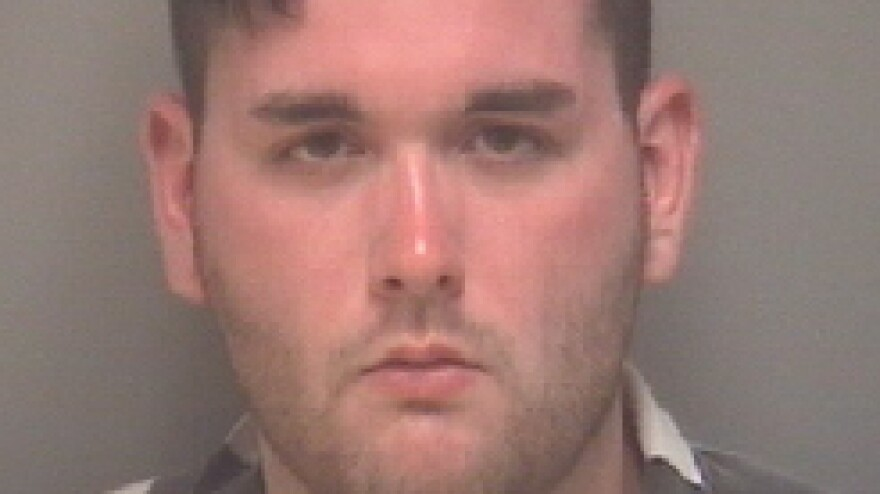 James Fields Jr. killed a woman after he drove a car into a group of protesters in Charlottesville, Va., in 2017. On Monday, a judge in Virginia sentenced him to life in prison.
