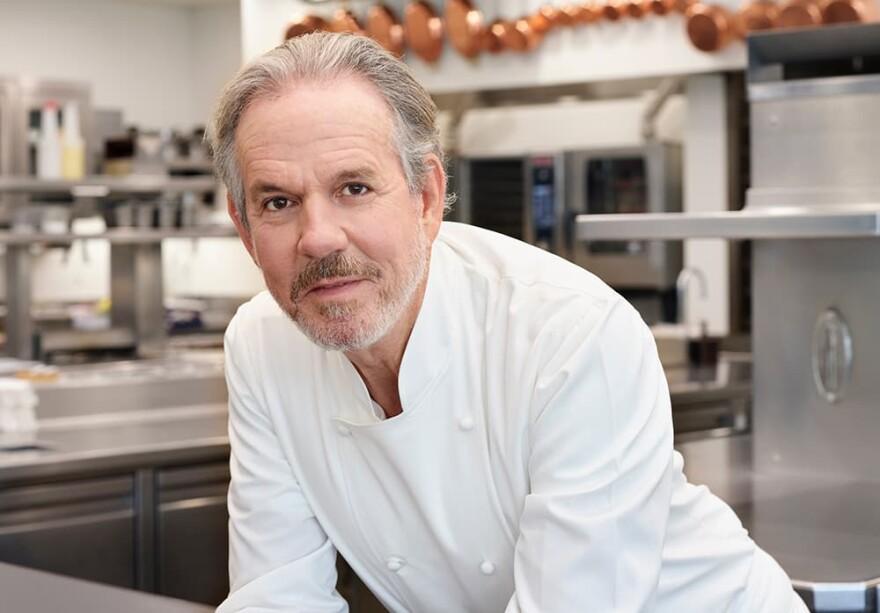 Chef and author Thomas Keller (Deborah Jones.)
