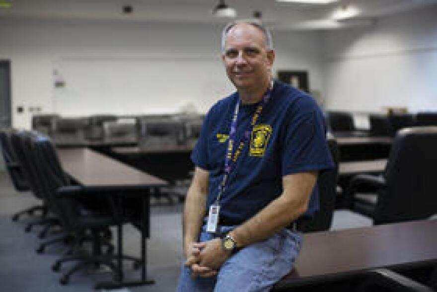Mike Koerner, the director of the Long Term Recovery unit in Aransas Country, says his office is doing all it can to get Rockport ready for business.