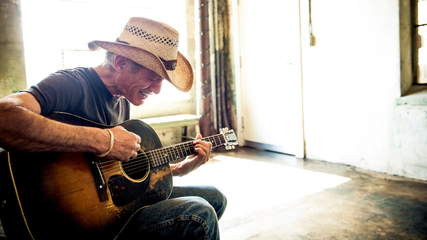 """""""I was slapping myself in the face,"""" singer Doug Seegers says of his recent success. """"I kept saying, 'Am I dreaming? When am I going to wake up and go back to living under the bridge?' """""""