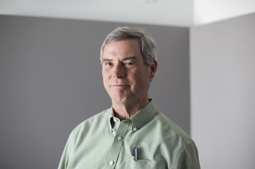 St. Louis County Prosecutor Bob McCulloch. Photo taken July 24, 2018 for his Politically Speaking appearance