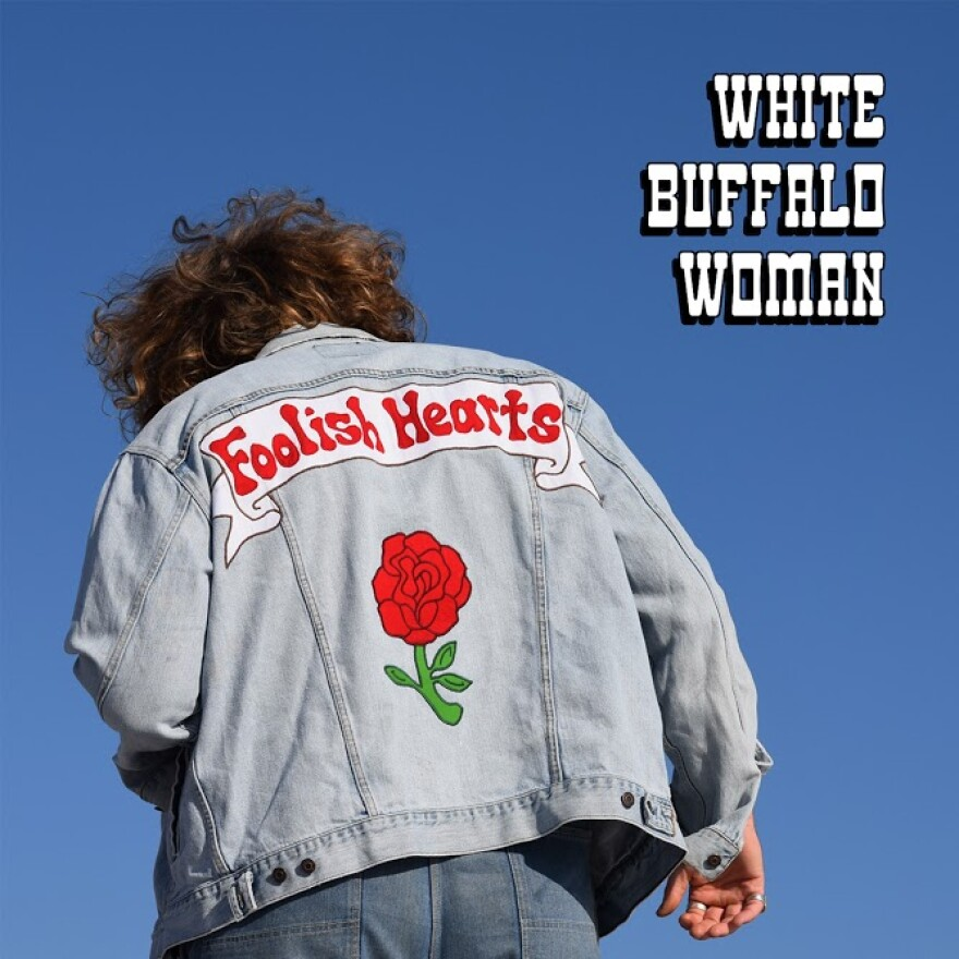 photo of White Buffalo Woman album cover
