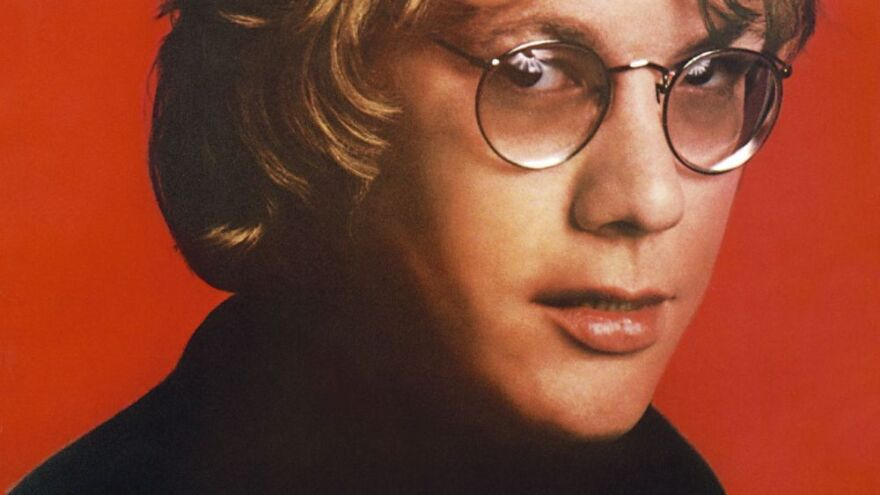 """Warren Zevon on the cover of <em>Excitable Boy</em>, the 1978 album which includes """"Werewolves in London."""""""