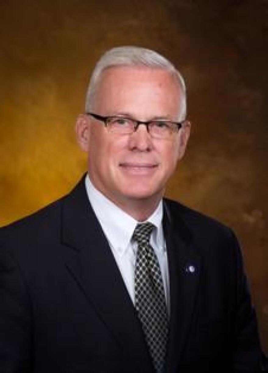 Monroe Superintendent Mark Porter