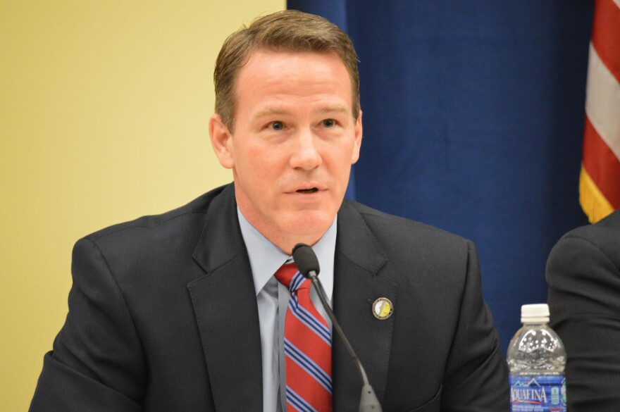 Photo of Secretary of State Jon Husted