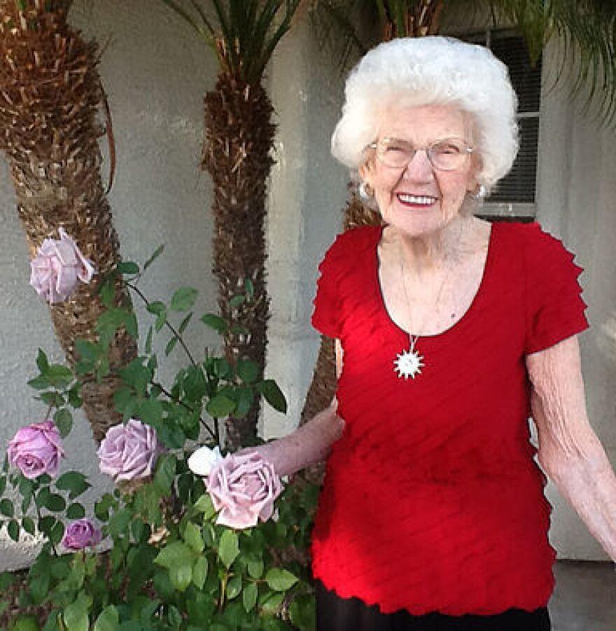 <strong>Edith Buckley, 97, Las Vegas, Nev.</strong>