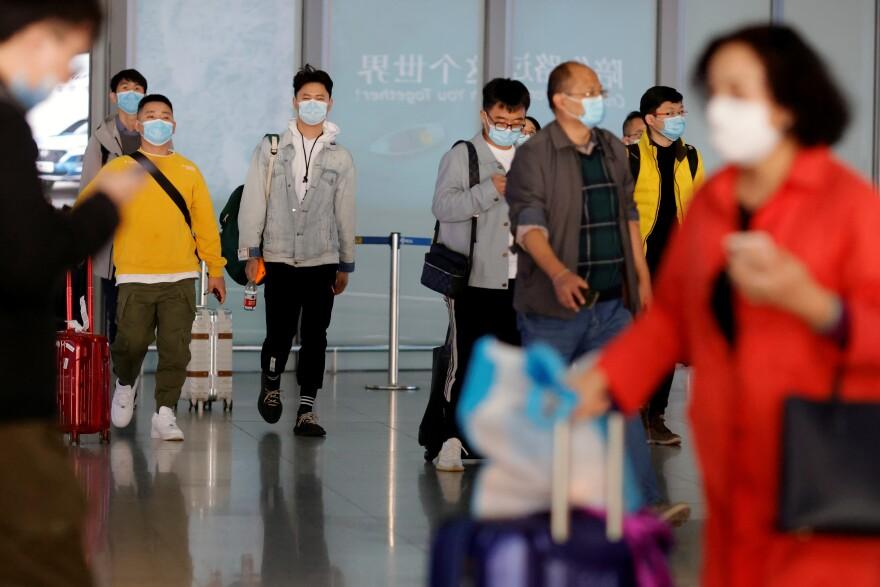 The outbreak of the coronavirus disease (COVID-19), in Beijing