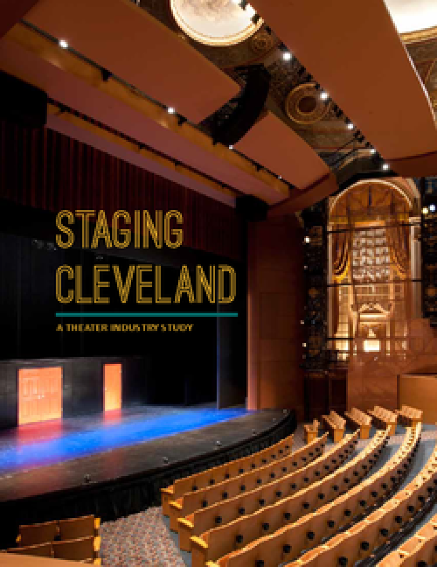 photo of Staging Cleveland report
