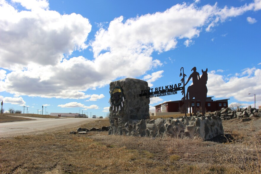 The Fort Belknap Indian Reservation in north central Montana is home to two tribes, and substance abuse is a major problem.
